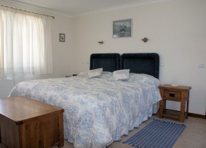 One-bedroomed apartments