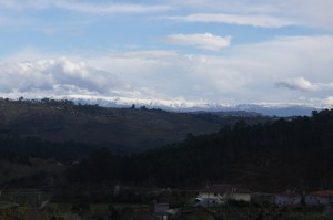 More snow on the Serra