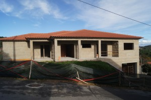 New house opposite Adega do Branco